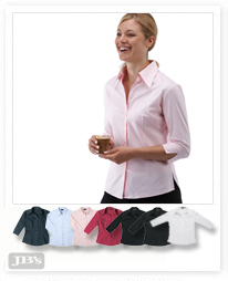 Ladies Business and Workwear Shirts