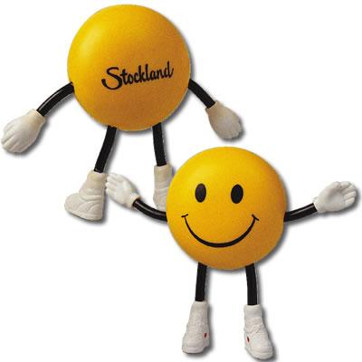 Z800s Anti Stress Smiley man