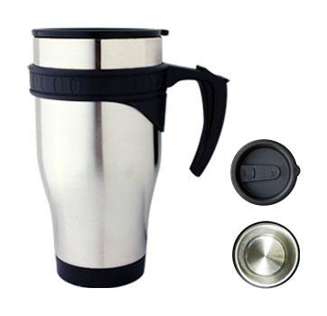 M 21  Stainless Steel Travel Mugs