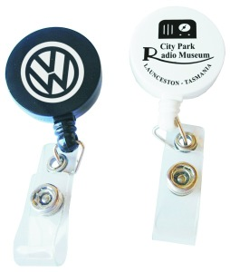 RET01 Retractable Name Badge Holder