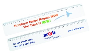 R1003  20cm Promotional Ruler
