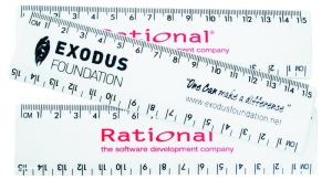 R1005 15cm Promotional Ruler