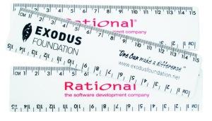 R1005 15cm Promotional Ruler