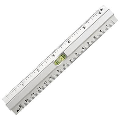 LL2130s 15cm Aluminium Spirit Level Promotional Ruler