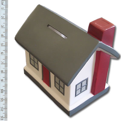 LL241s House Promotional Money Boxes