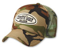 AH296 Camouflage Trucker Promotional Caps
