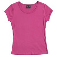 JB-1LSN Scoop Neck Tee Shirts