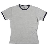 JB-1JRT Mens Ringer Promotional T-Shirts