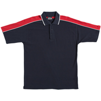 JB-2CSP Panel Polo Shirt