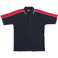 JB-2CSP Panel Polo Shirt