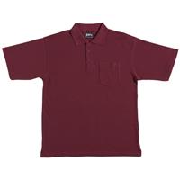 JB-210P Pocket Polo Shirt
