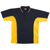 JB-7PP Contrast Poly Polo Shirts