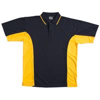 JB-7PP Contrast Poly Polo Shirts
