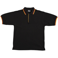 JB-2DC Double Contrast Polo Shirts