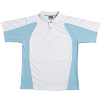 JB-7SC Sculptured Poly Polo Shirts