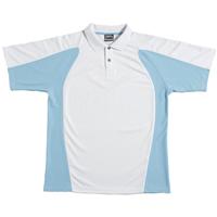 JB-7SC Sculptured Poly Polo Shirts