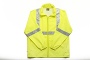 JB-6DNRC Hi-Vis Raincoat (day + night)