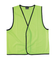 JB-6HVSV Hi-Vis Standard Safety Vest - Day