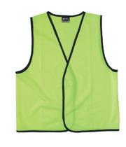 JB-6HVSV Hi-Vis Standard Safety Vest - Day