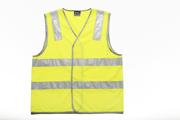 JB-6DNSV Hi-Vis Standard Day/Night Safety Vest