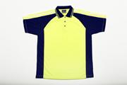JB-6ATHS High-Vis Short Sleeve Arm Tape Polo Shirts