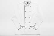 JB-5CJ2 Chef's Jacket Short Sleeve