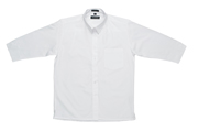 JB-4LSTX Three Quarter Sleeve Poplin Business Shirts