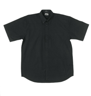 JB-4OSX Short Sleeve Oxford Business Shirts
