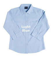JB-4OS Long Sleeve Oxford Business Shirts