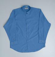 JB-4IC Long Sleeve Indigo Chambray Business Shirts
