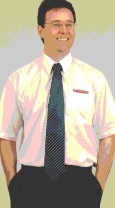 JB-4PWS Short Sleeve Poplin Business Shirts