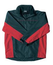 JK08 Contrast Warm Up Jacket