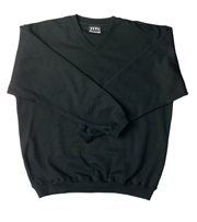 JB- 3FSV V-Neck Fleecy Sweat