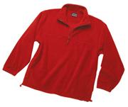 JB- 3PH  Polar Fleecy Half Zip Pullover