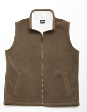JB-3SV Mens Shepherd Fleece Promotional Vests