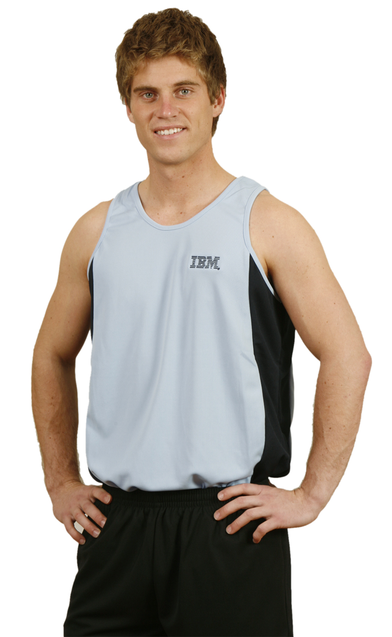 TS19 Cooldry Trainer Mens Singlet