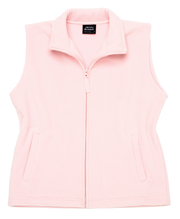 JB-3LV Ladies Micro Promotional Vest
