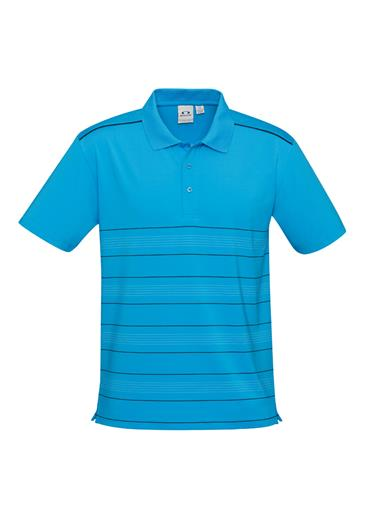 P304  Mens Laguna Stretch Jersey Polo Shirts