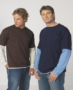 T9650L Urban Long Sleeve T-Shirts