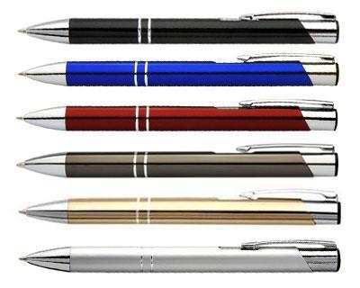 100 x Classic Metal Pens</p> Laser Engraved  Free setup</p>ONLY $180.00</p>6 Colours to Choose from.