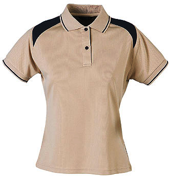 s1023  Ladies Cool Dry Club Polo Shirts