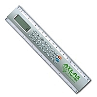 LL4708s 20cm Promotional Calculator/Ruler