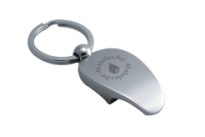 PC4614 Cordoba Bottle Opener Keyring