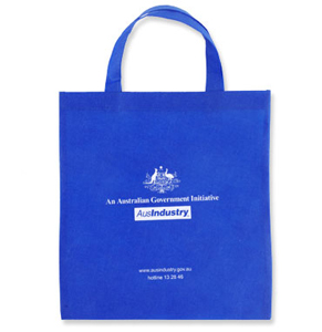 RB034 Non Woven Tote Bag Small (without Gusset)