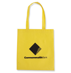 B07 Non Woven Promotional Tote Bag Large (without Gusset)