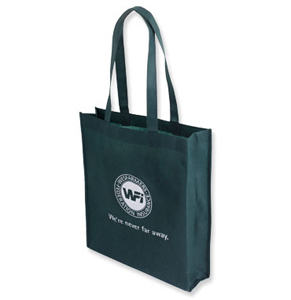 B08 Non Woven Promotional Tote Bag Large (with Gusset)