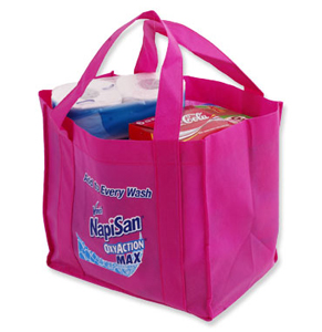 B04 Non Woven Promotional Shopping Bags