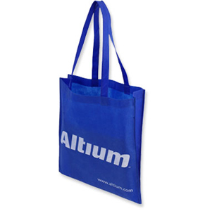 B02 Non Woven Promotional Tote Bags  (with V Gusset)