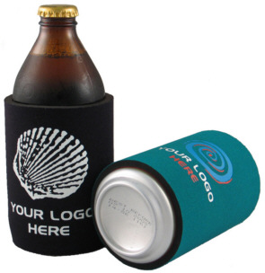 W2B-S 5mm Neoprene Can Sleeve (No base, includes stitching)