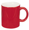 MG7168 Two-Tone Can Promotional Coffee mug (orange,red)